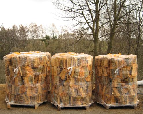 Dřevo prodej plzeň